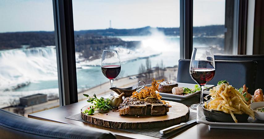 Prime Steakhouse Niagara Falls
