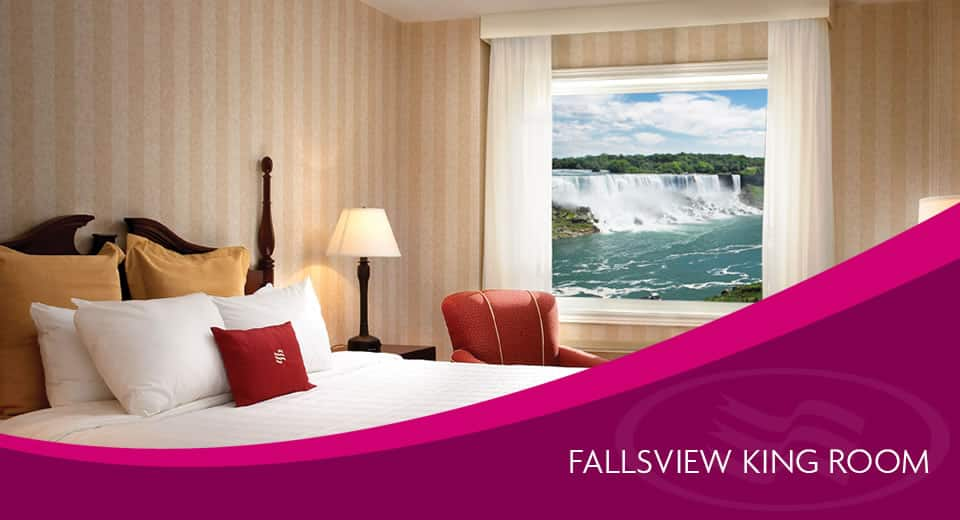 Fallsview Two Double Room