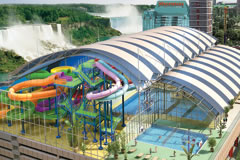 Waterpark Getaway Package