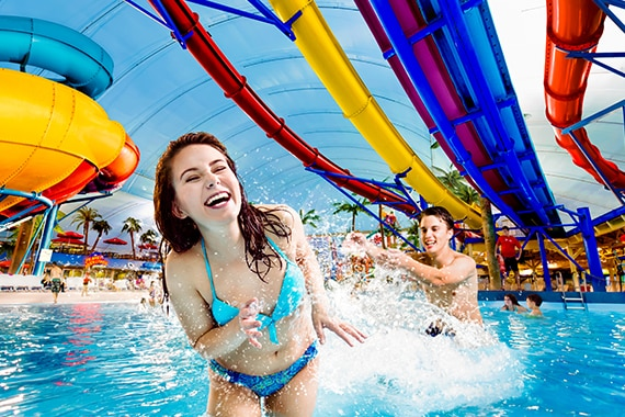 Fallsview Indoor Waterpark Wavepool