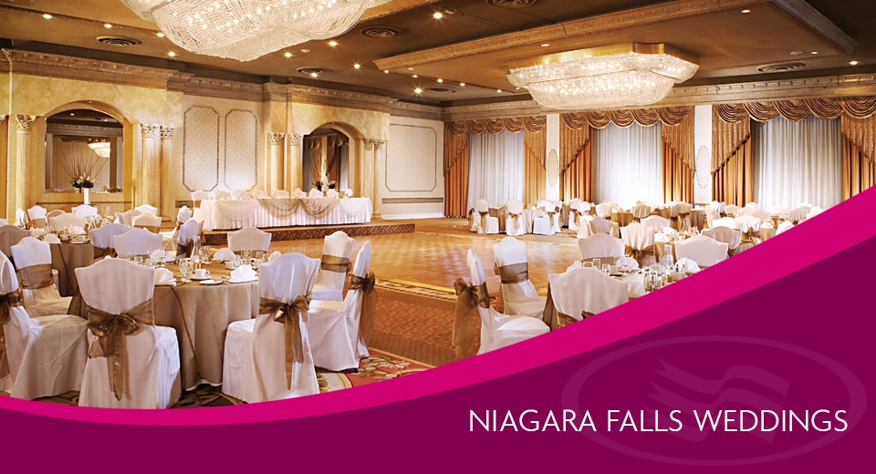 Niagara Falls Weddings