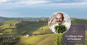 Massimo Capra A Culinary Tour of Piedmont