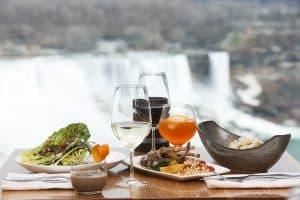 New in Niagara: Massimo's Italian Fallsview Restaurant inside the Sheraton on the Falls.