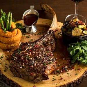 Prime Steakhouse Tomahawk