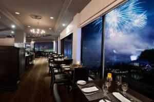 Prime Steakhouse with Fireworks